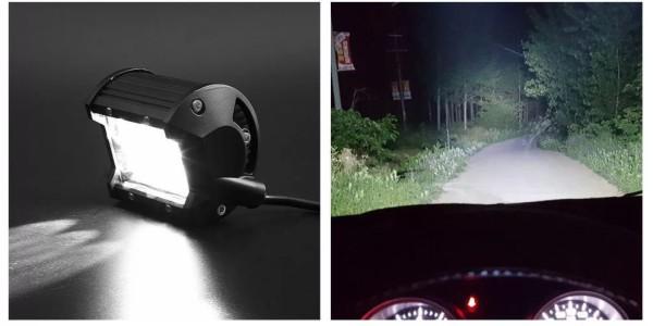 Светодиодный прожектор 24 вольта