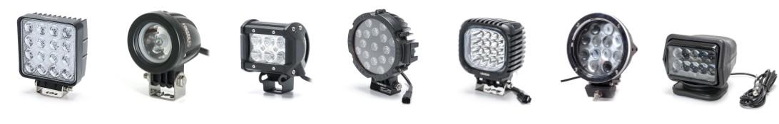 Фара прожектор 12 вольт