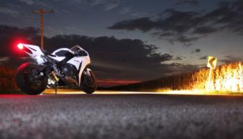 фары на мотоцикл