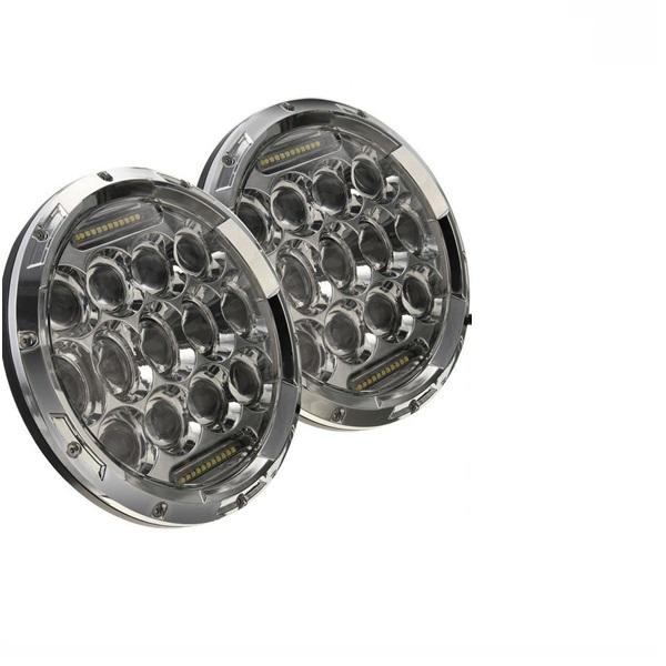 LED фары для Нивы