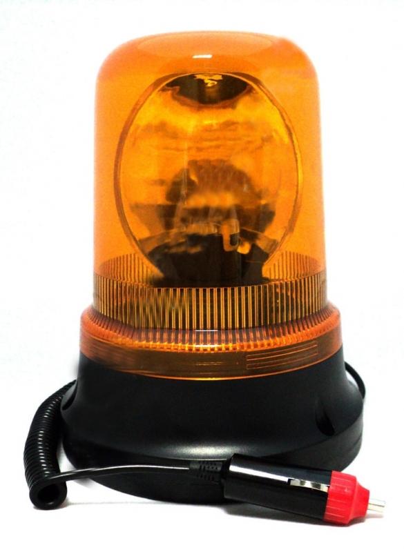 оранжевый маячок